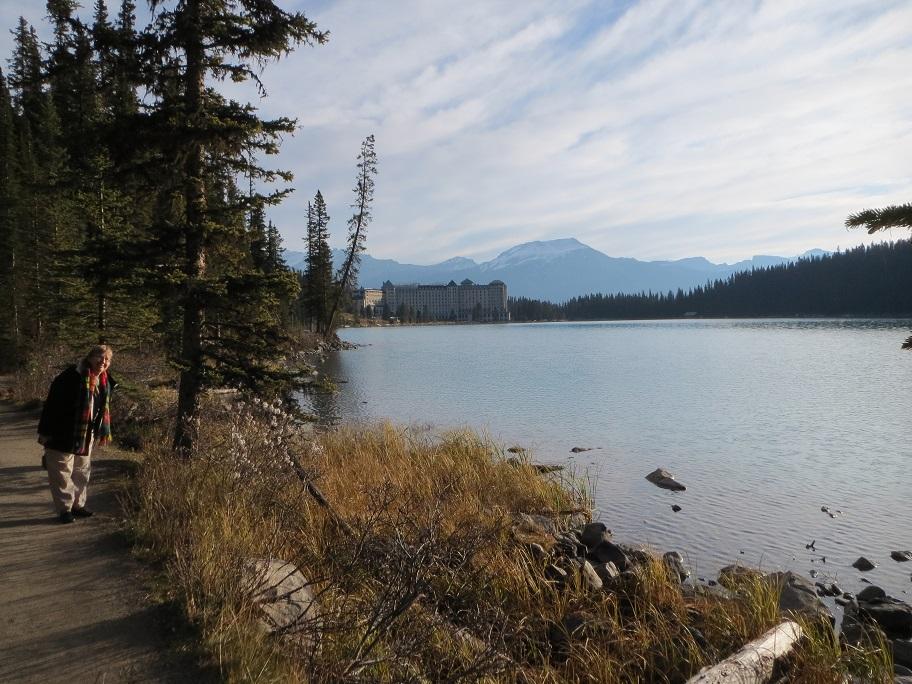 Lake Louise | Unique travel blog by young senior citizens ...